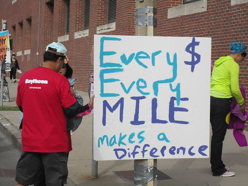 Every $ Every Mile Makes a Difference