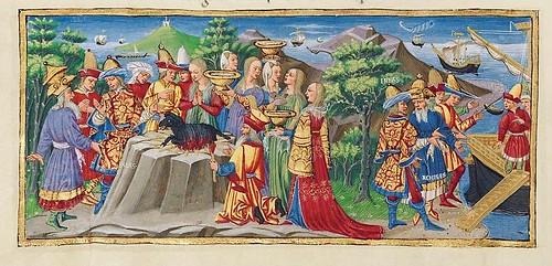 015-Bucolicon-Georgicon-Aeneis-1450-1460- Biblioteca Riccardiana de Florencia