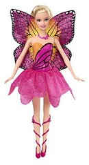 fairy, costume design, fictional character, illustration, pink, doll, barbie, toy,