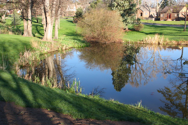 Lower Pond at Glenmere