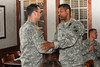 RDECOM bids farewell to Maj. Baker