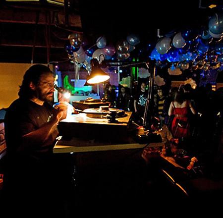 David Mancuso At The Loft