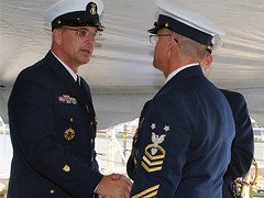 MCPOCG Leavitt attends CMC Kitchin's Retirement - 1