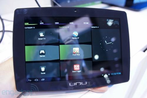 Unu Android Tablet