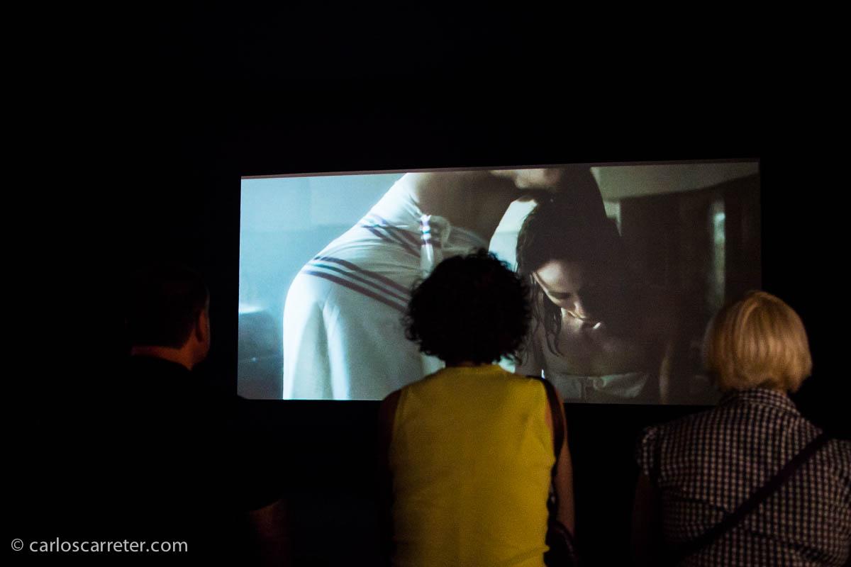 Shirin Neshat en el Espacio Fundación Telefónica