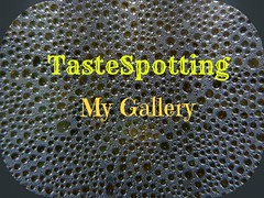TasteSpotting My Gallery