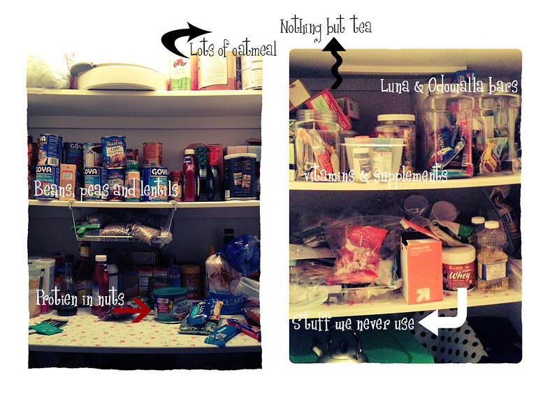 Look inside our pantry