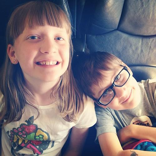 First plane trip!