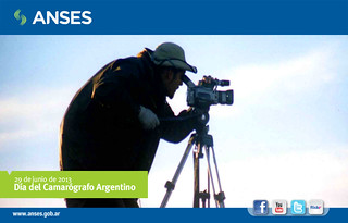 29 de junio. Día del Camarógrafo Argentino