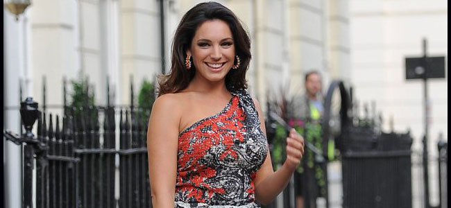 Get The Look: Kelly Brook in Isabel Marant