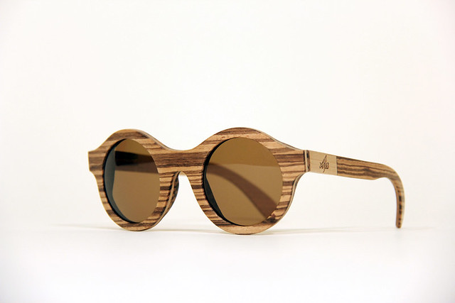Fly / Zebrawood and Maple