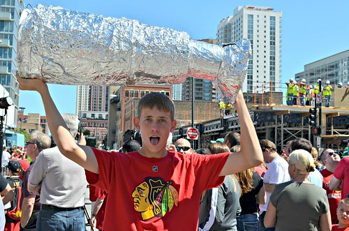 Blackhawks Championship Parade