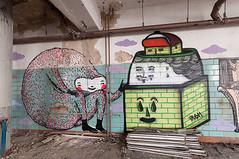 Weird Street Art