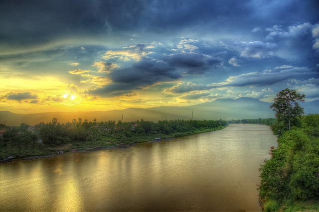 Sekong River - Attapeu, Laos — EXPLORE