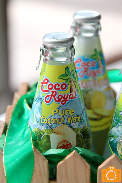 Coco Royal Pure Coconut Water