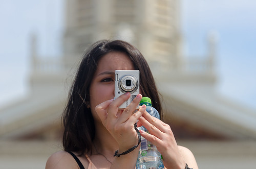 L'oeil du touriste