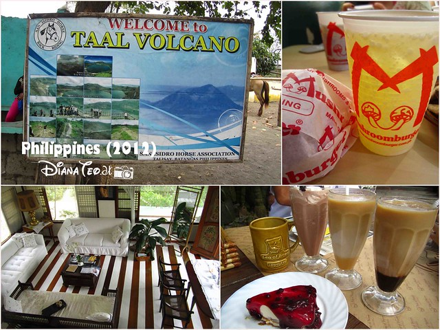 7D6N Philippines Day 2 - Tagaytay City & Taal Volcano