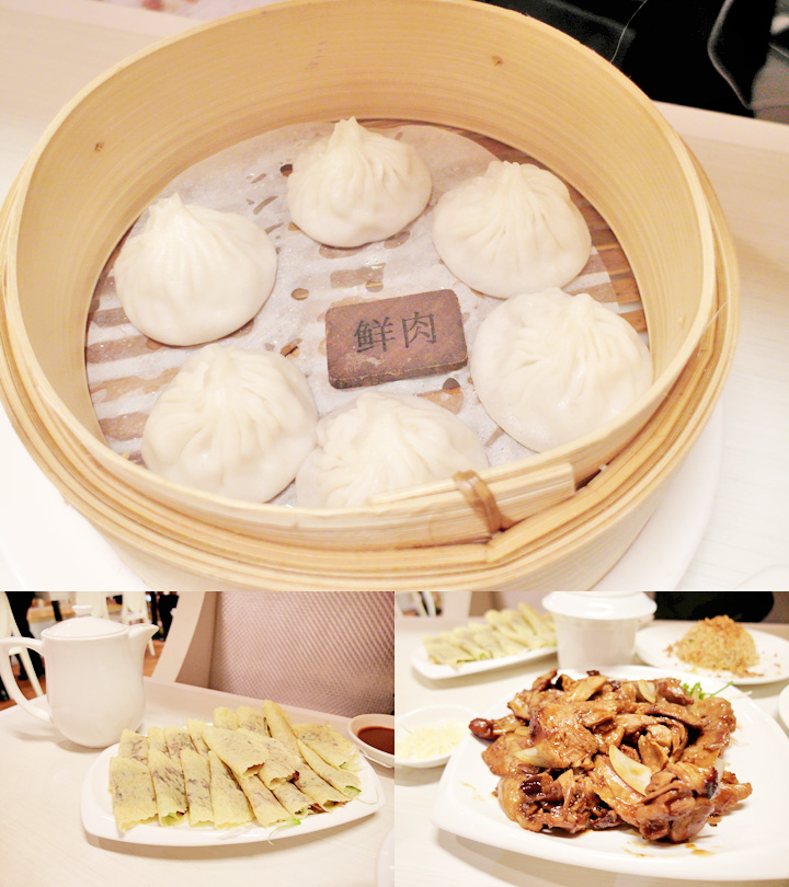 nanxiang steam bun restaurant food 3