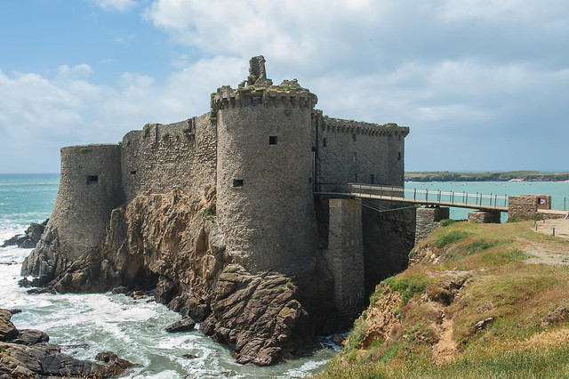 Vieux-château de l'Île d'Yeu