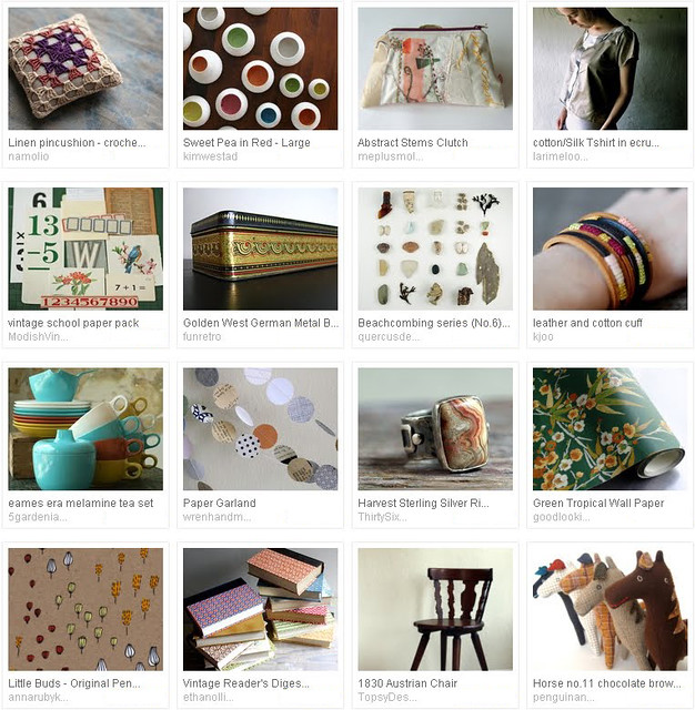 etsy favourites : falling for - curated by Emma Lamb