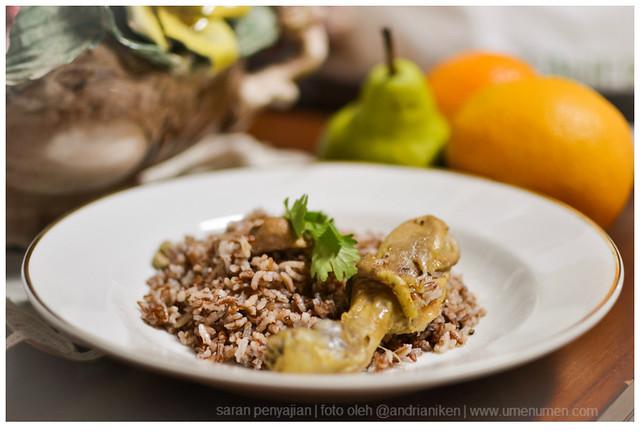 Nasi Ayam ala Umen 2