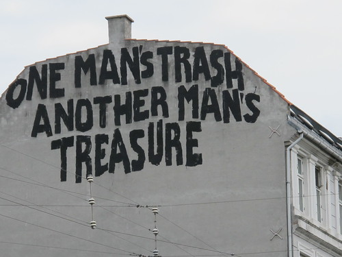 One man's trash, another man's treasure - Risager