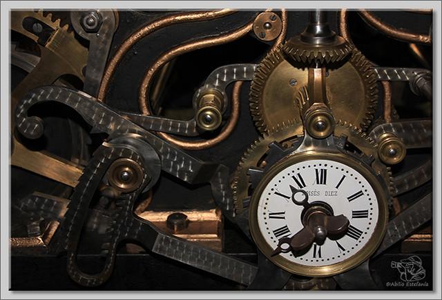 7 el reloj de la torre