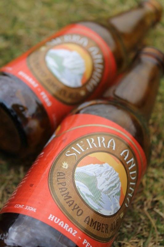 Sierra Andina Cerveza Artesanal