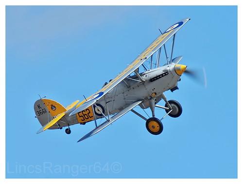 Hawker Nimrod, Cleethorpes Airshow 2013