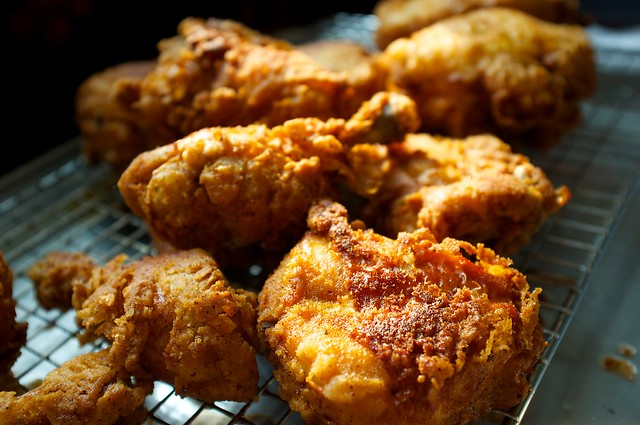 Fried Chicken on Food52