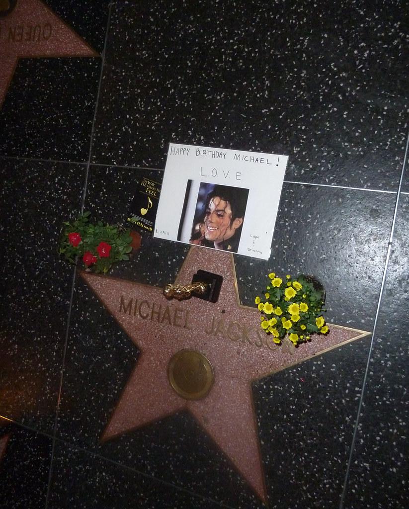 Los Angelos,  с Днем Рождения, Майкл