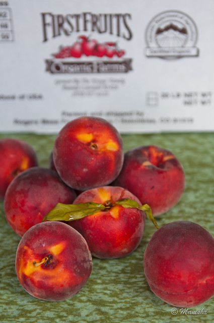 Peaches from First Fruits