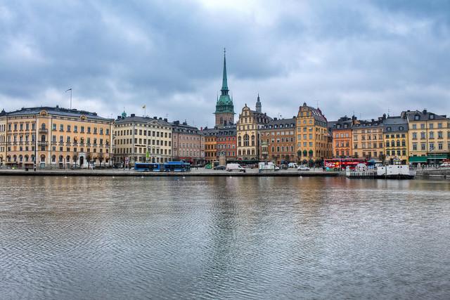 0366 - Sweden, Stockholm HDR