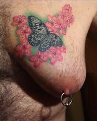 Butterfly Tattoo 5