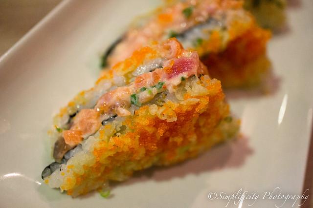 Sushi Sandwich: Isao Japanese Restaurant