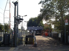 Picture of Brimsdown Station