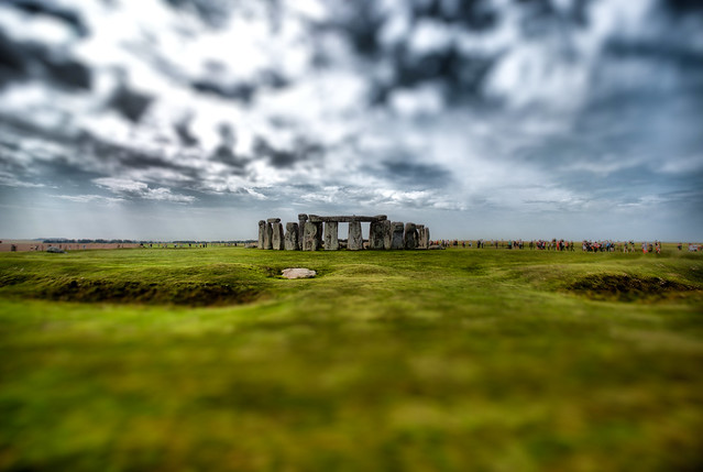 Through Mists Of Time - Stonehenge