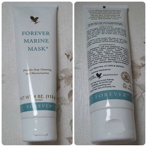 Forever Living Marine Mask Review