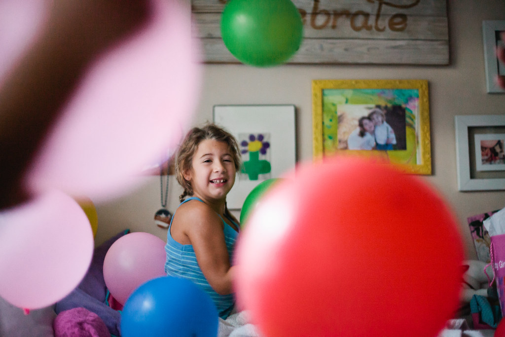 Aliyah bday balloons