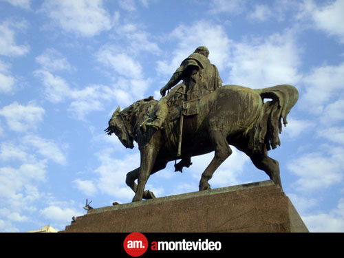 Monumento Gral José Artigas