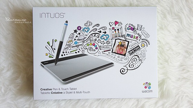Intuos Pen & Touch Tablet (Small)