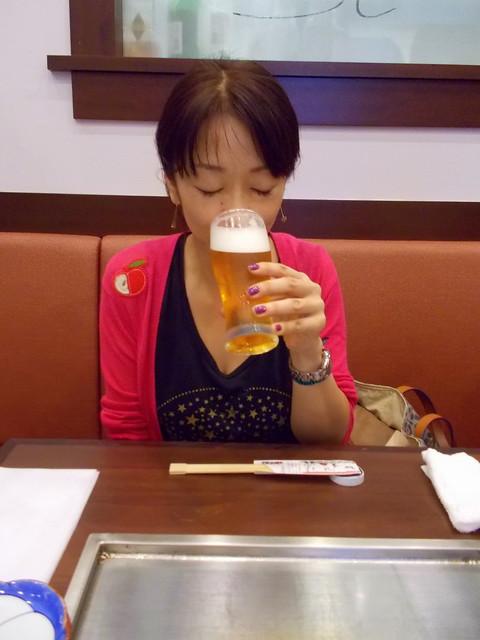 ummm yum yum beer!