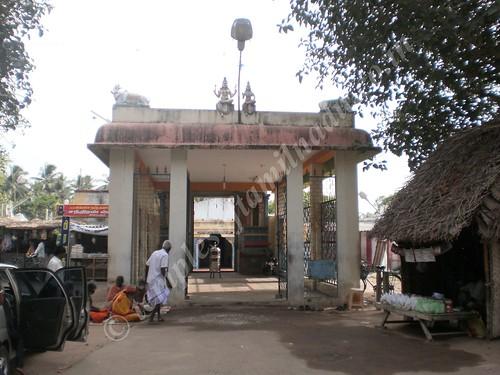 Kailasanathar Temple, Kanjanur, Chandran Sthalam
