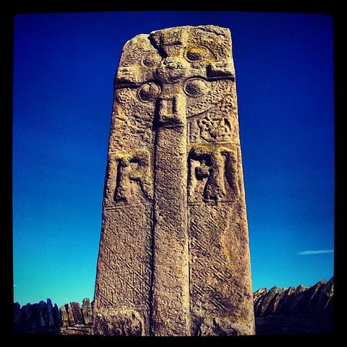 Aberlemno Stone by Scotaidh Mor