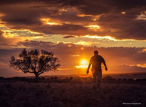 Se acuesta el sol by Alfredo Romero Fotografias 