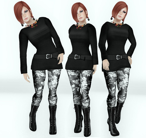 LOTD - Black and White