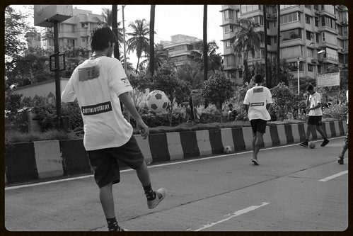 Football Marathon 2012 Carter Road Bandra Shot By Marziya Shakir 4 Year Old On Canon EOS 60 D by firoze shakir photographerno1