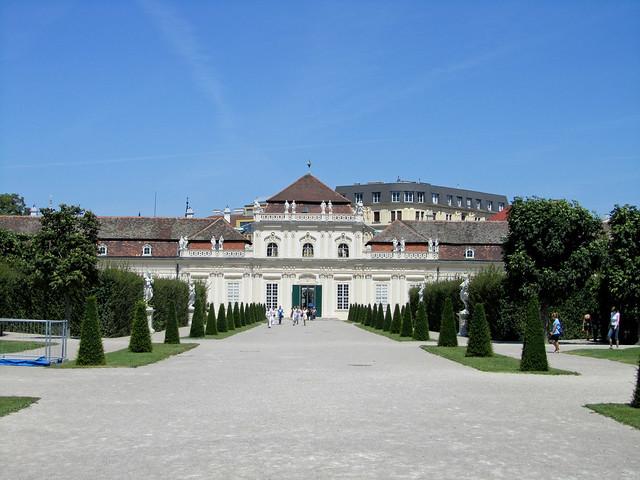 Lower Belvedere | Vienna, Austria
