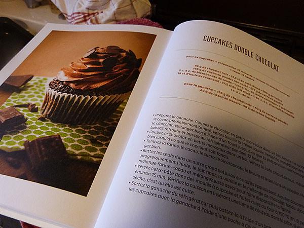 cupcakes double chocolat