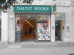 Picture of Daunt Books, EC2V 6AX